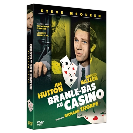 DVD «Branle-bas au casino»