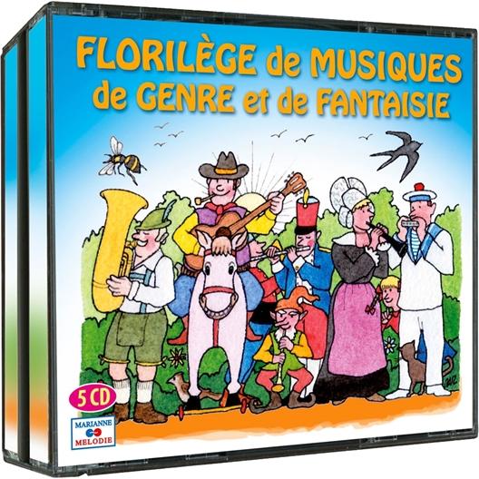 Florilège de Musique de Genre et de Fantaisie