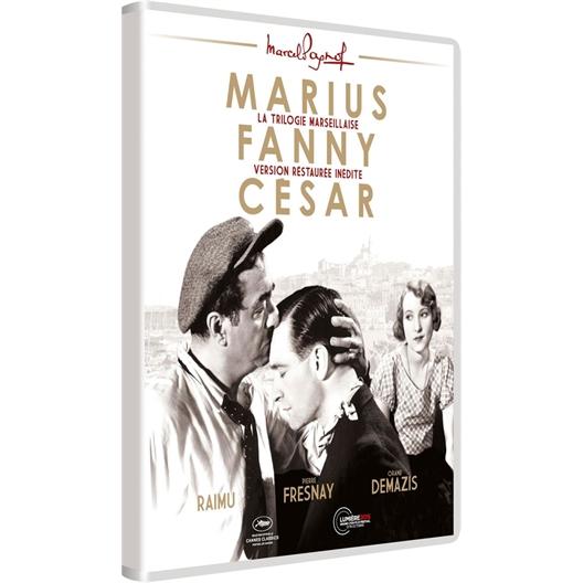 La trilogie marseillaise : Raimu, Pierre Fresnay, Orane Demazis