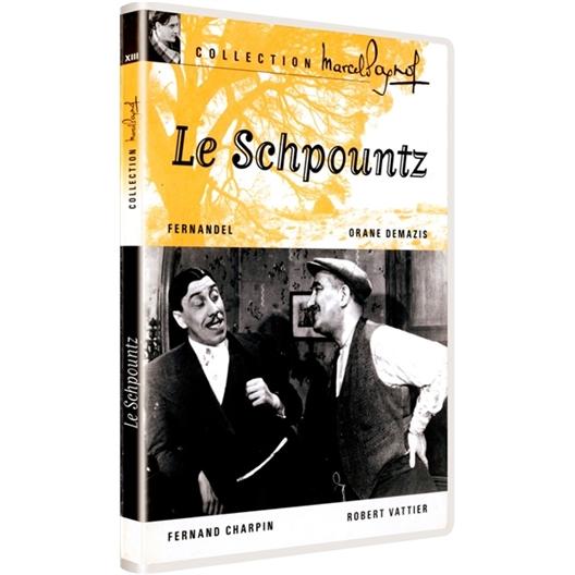 Le Schpountz : Fernandel, Orane Demazis…