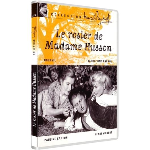 Le rosier de madame Husson : Bourvil, Jacqueline Pagnol…