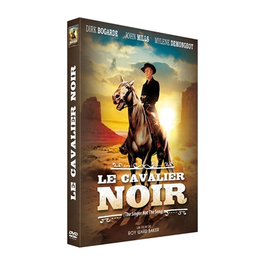 Le cavalier noir : Dirk Bogarde, John Mills…