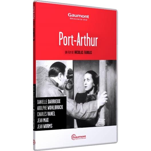 Port-Arthur : Danielle Darrieux, Charles Vanel