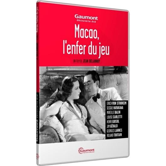 Macao, l'enfer du jeu : Mireille Balin, Erich Von Stroheim…