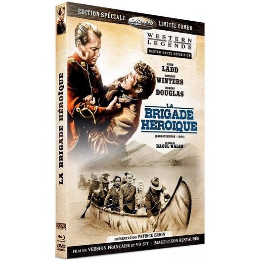 La brigade héroïque : Alan Ladd, Shelley Winters…