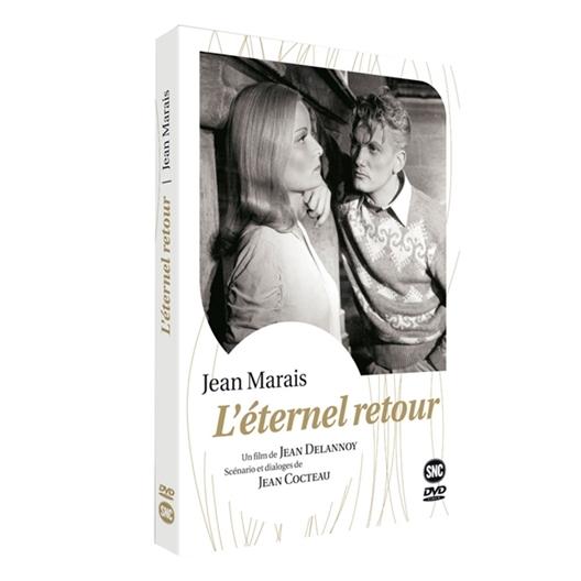 L'éternel retour : Jean Marais, Yvonne de Bray…