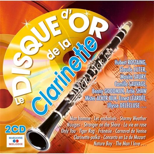 Le Disque d'Or de la Clarinette