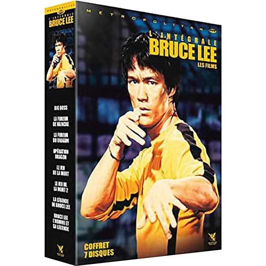 Bruce Lee : L'intégrale