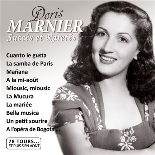 Doris Marnier : Succès et Raretés