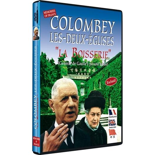 Colombey Les-Deux-Eglises : La Boisserie
