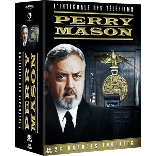 Coffret Perry Mason - L'intégrale : Raymon Burr, William Katt…