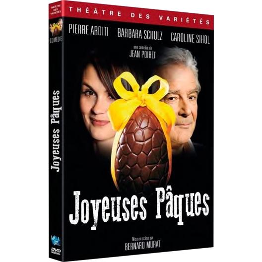 Joyeuses Pâques : Pierre Arditi, Barbara Schulz
