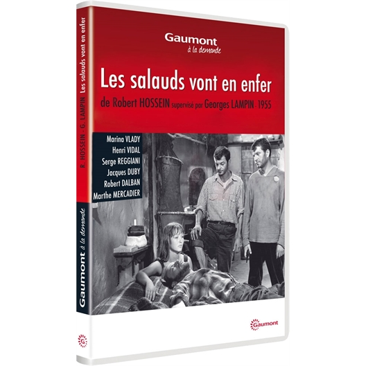 Les salauds vont en enfer : Marina Vlady, Henri Vidal, Serge Reggiani...