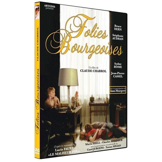 Folies bourgeoises : Charles Aznavour, Bruce Dern, Stéphane Audran, …