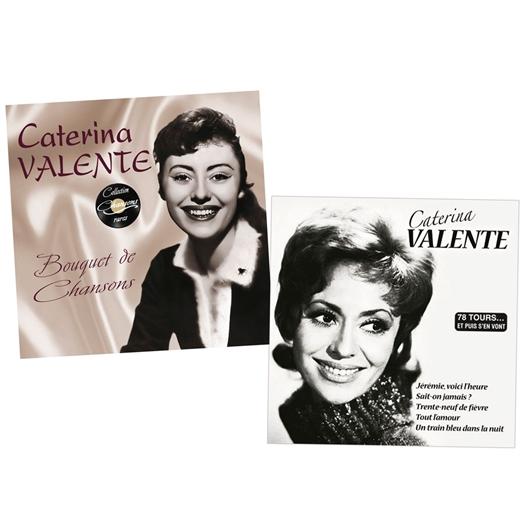 "Le Lot 2 CD ""Valente"""