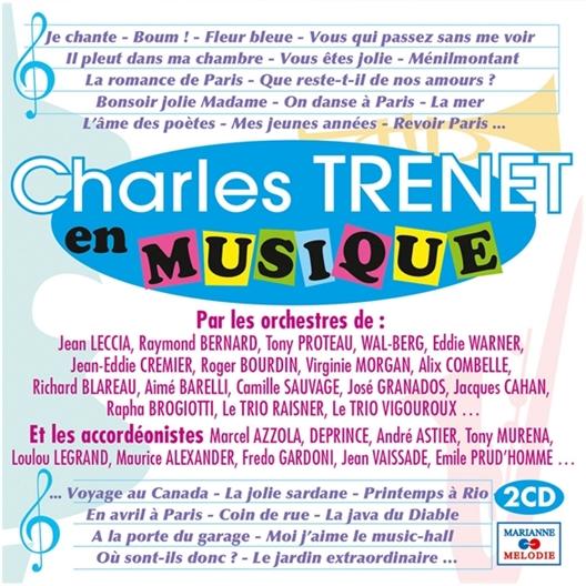 Charles Trenet : En musique