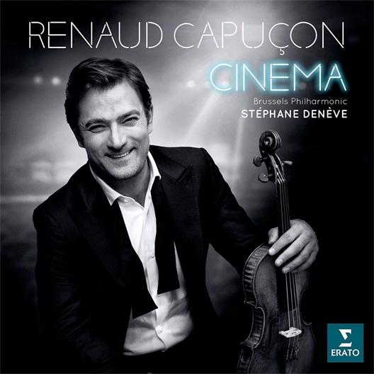 Renaud Capuçon : Cinéma