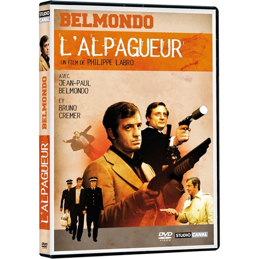 L'alpagueur : Jean-Paul Belmondo, Bruno Cremer…