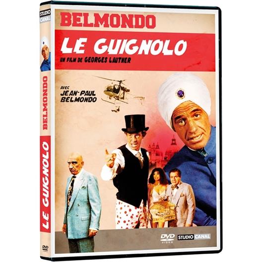 Le guignolo : Jean-Paul Belmondo, Mirella D'Angelo…