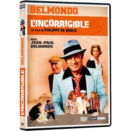 L'incorrigible (DVD)