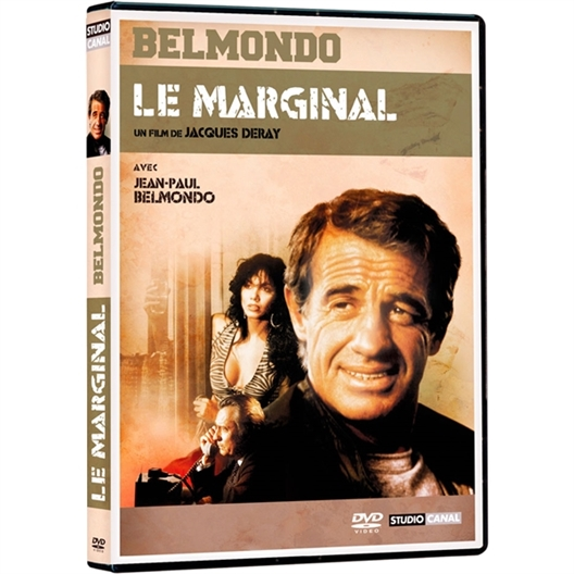 Le marginal : Jean-Paul Belmondo, Henri Silva…