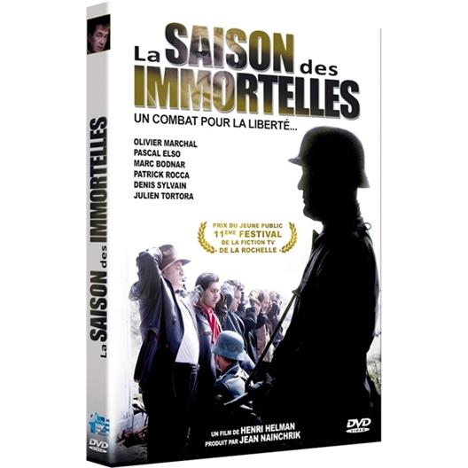 La saison des immortelles : Olivier Marchal, Pascal Elso…