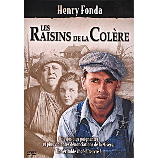 Les raisins de la colère : Henry Fonda