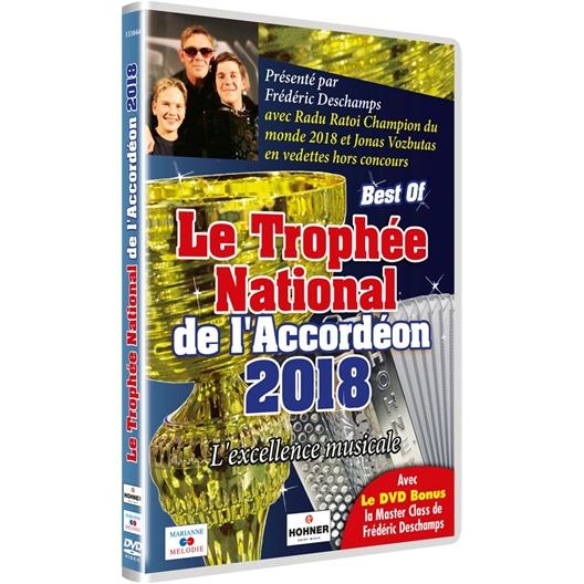 Le Trophée National accordéon