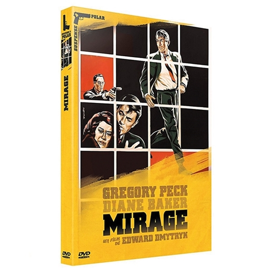 Mirage : Gregory Peck, Diane Baker…