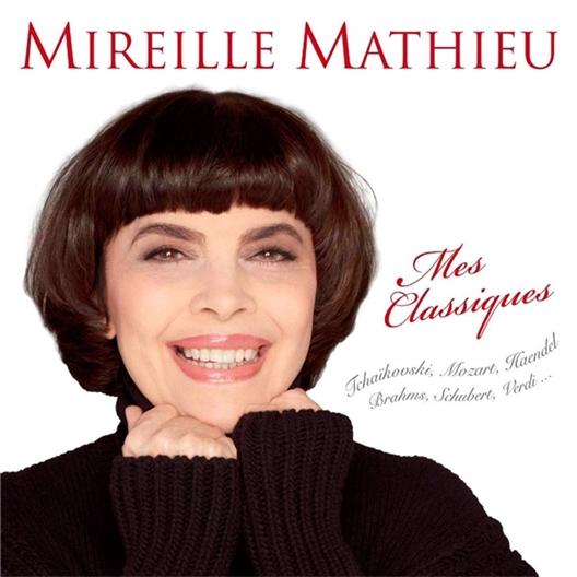 Mireille Mathieu : Mes classiques