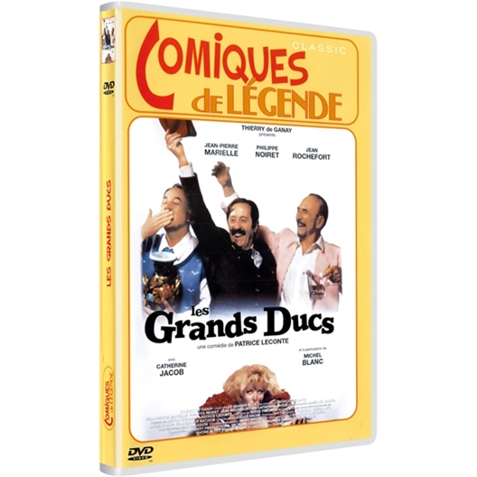 Les grands ducs (DVD)
