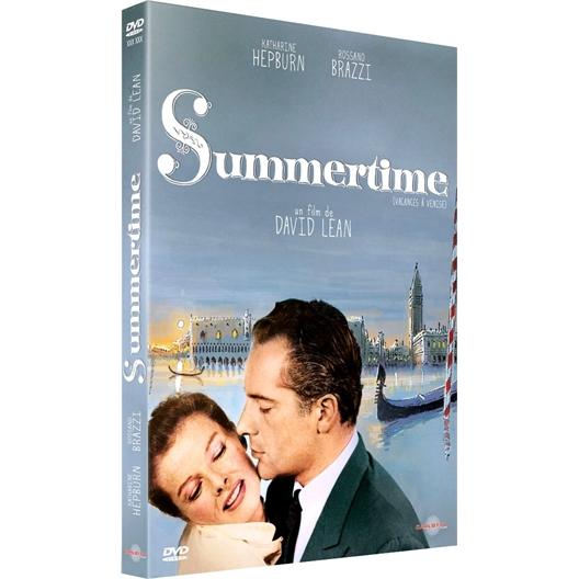 Summertime (vacances à Venise) : Katharine Hepburn, Rossano Brazzi…