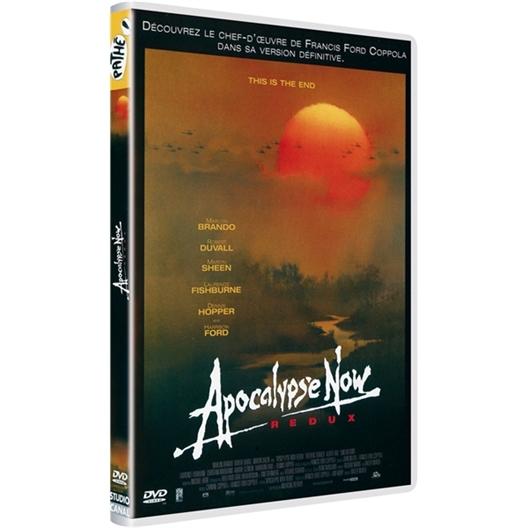 Apocalypse Now : Martin Sheen, Marlon Brando…