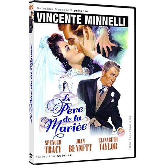 Le père de la mariée : Spencer Tracy, Elizabeth Taylor, …