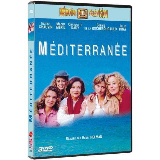 Méditerranée : Ingrid Chauvin, Charlotte Kady, Macha Méril, …