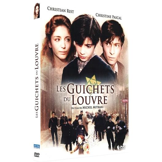Les guichets du Louvre : Christian Rist, Christine Pascal, …