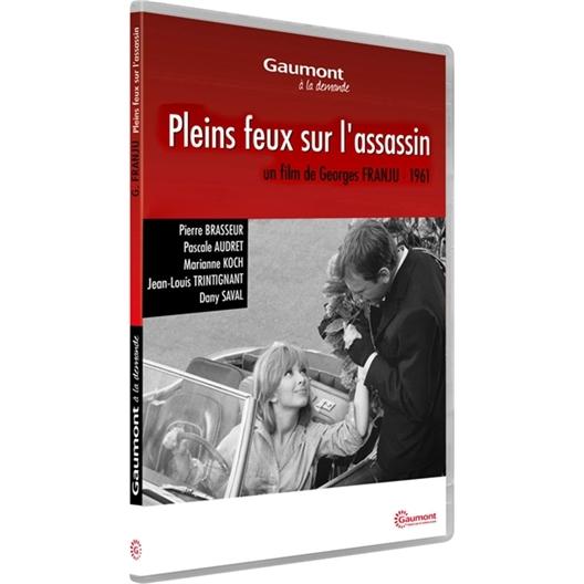 Pleins feux sur l'assassin : Pierre Brasseur, Jean-Louis Trintignant...