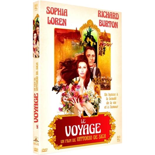 Le Voyage : Sophia Loren, Richard Burton...