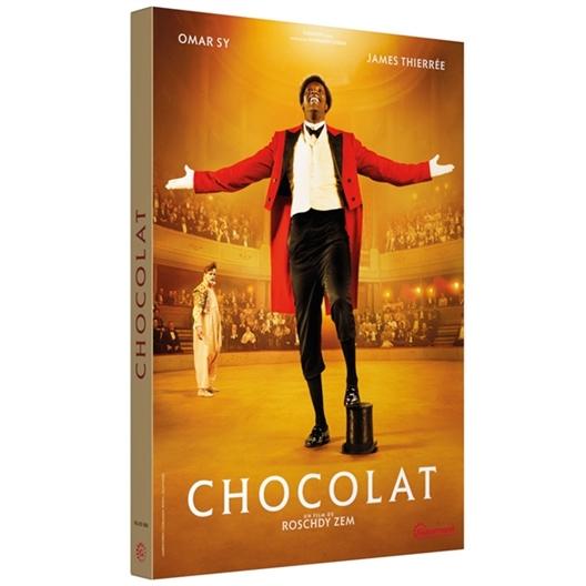 Chocolat : Omar Sy, James Thierrée…