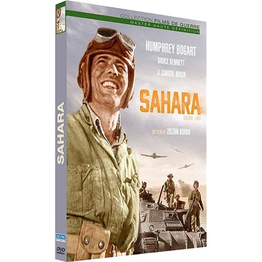 Sahara : Humphrey Bogart, Bruce Bennett