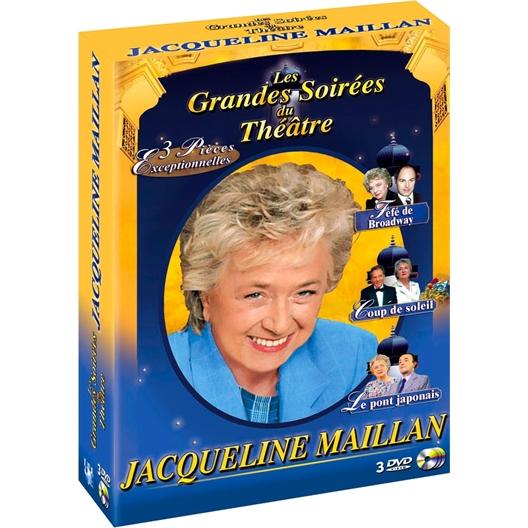 Jacqueline Maillan : Michel Serrault, Michel Aumont...
