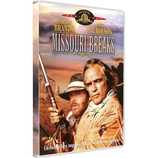 Missouri Breaks : Marlon Brando, Jack Nicolson...