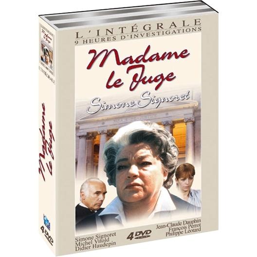 Madame le juge : Simone Signoret, Michel Vitold…