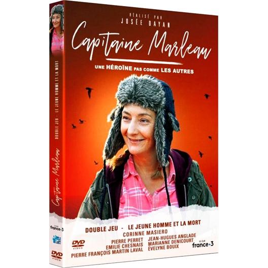Capitaine Marleau : Corinne Masiero, Jean-Hugues Anglade, …