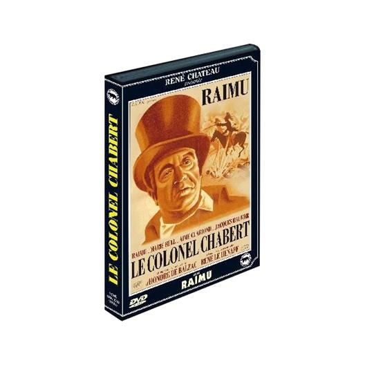 Le colonel Chabert : Raimu, Marie Bell, Aimé Clariond…