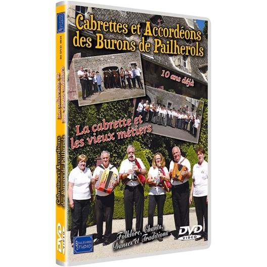 Cabrettes et Accordéons des Burons de Pailherols : La cabrette et les vieux métiers