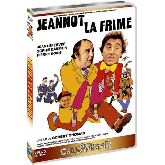 Jeannot la frime : Lefèbvre, Daumier