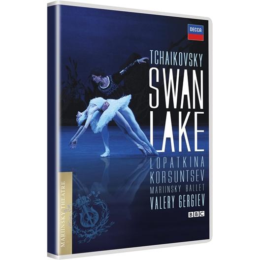 Le lac des cygnes : Piotr Llitch Tchaïkovski