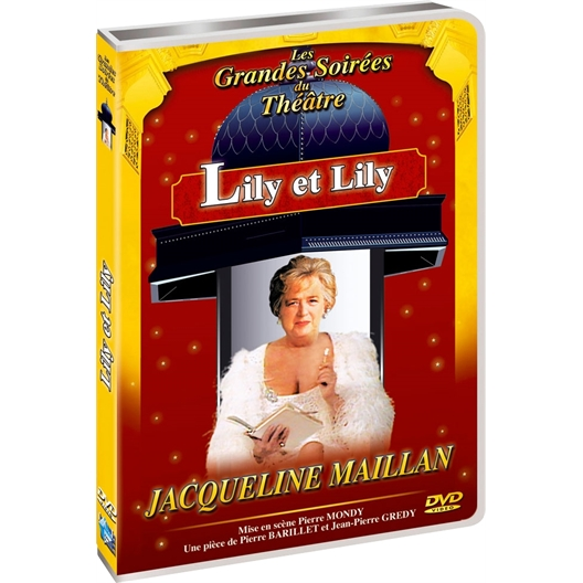 Lily et Lily : Jacqueline Maillan, Yvan Varco…