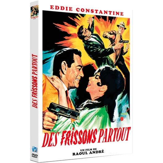 Des frissons partout : Eddy Constantine, Daniel Emilfork...